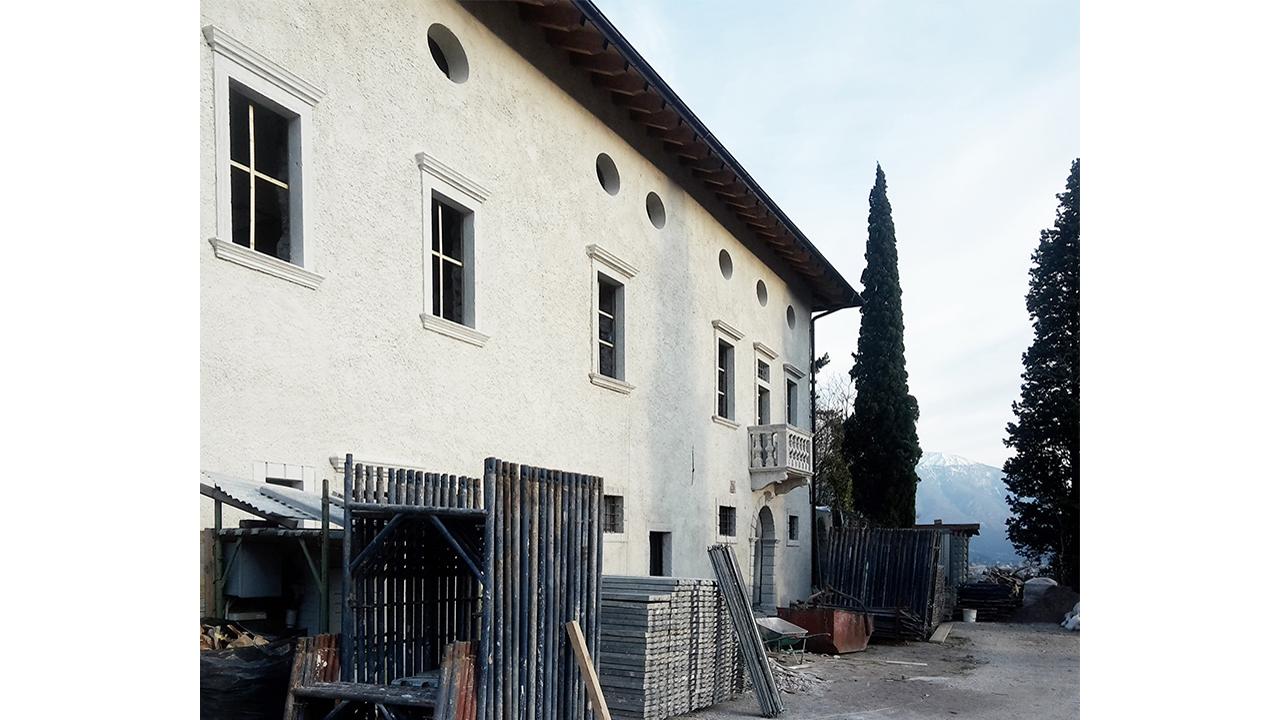 Maso montecroce il cantiere artearchitettura for Casa del cantiere